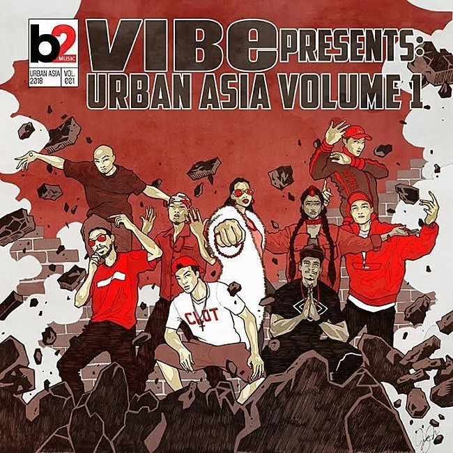 VIBE Presents: Urban Asia Vol.1-VA-