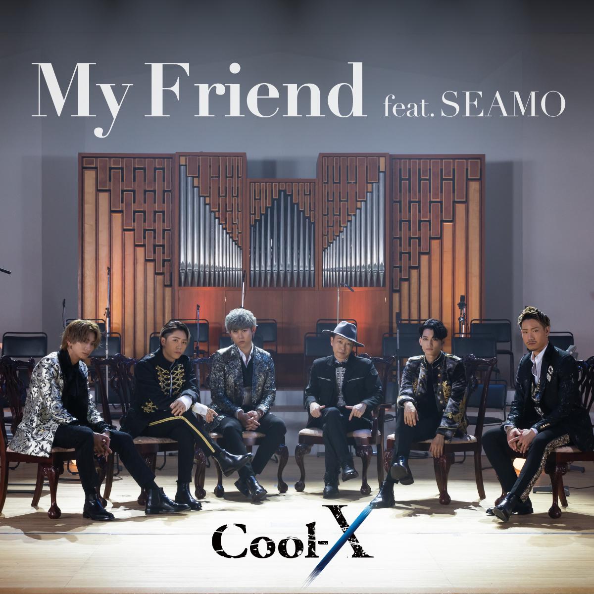 My Friend feat.SEAMO